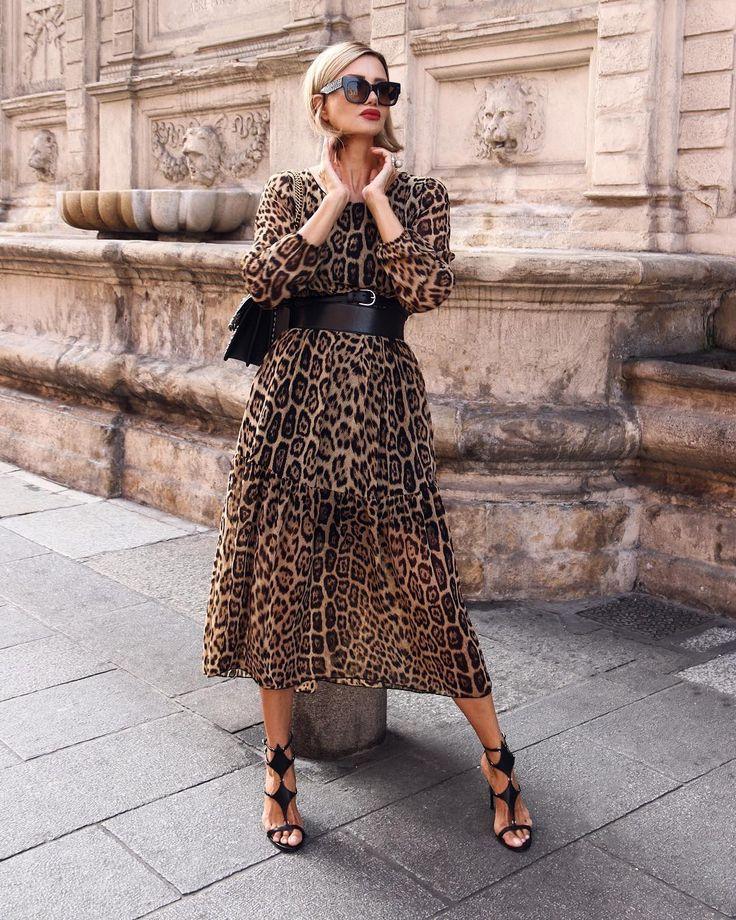пошаговом плане, модные леопардовые платья фото должен приложить