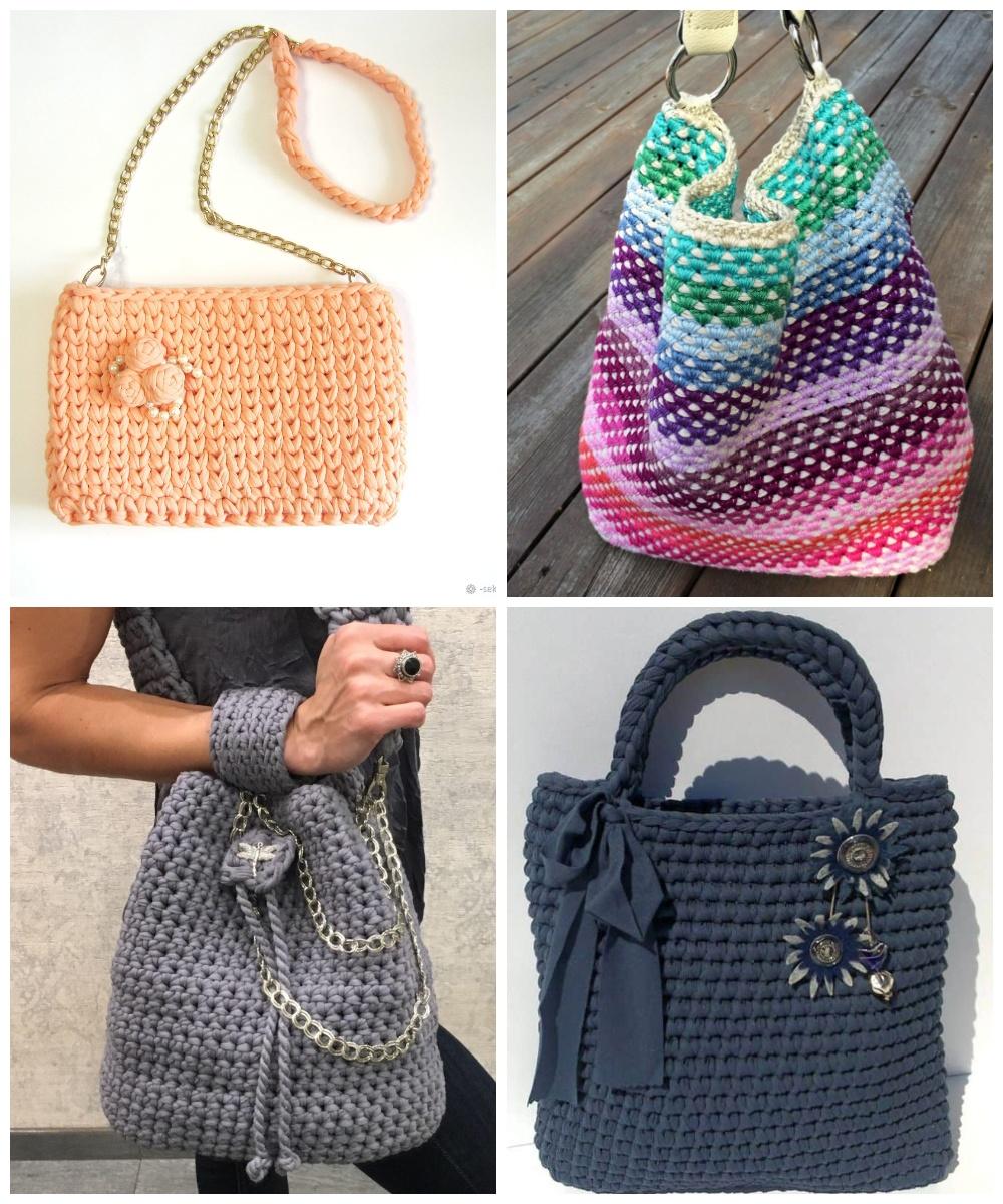 45cc361f8bd6 вязаные сумки вязаные сумки. Многие считают ...