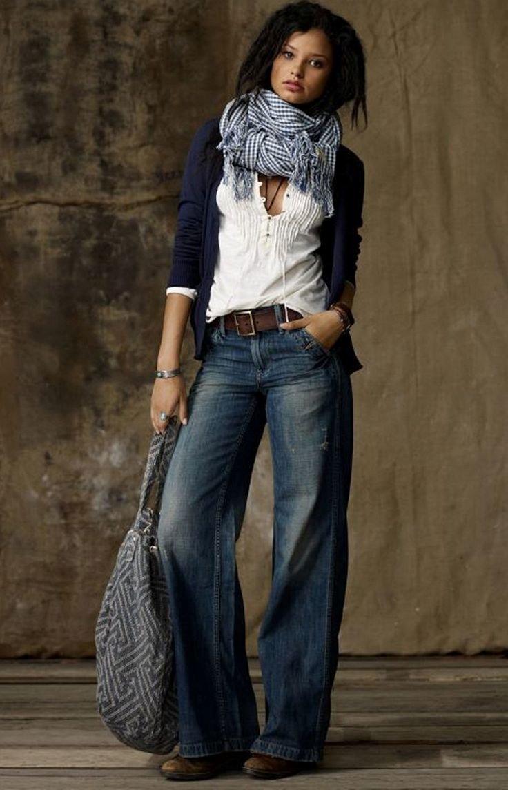 Осень джинсы картинки