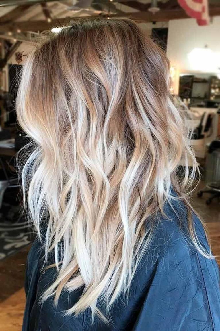 Модный цвет волос 2020 года Лучшие фото