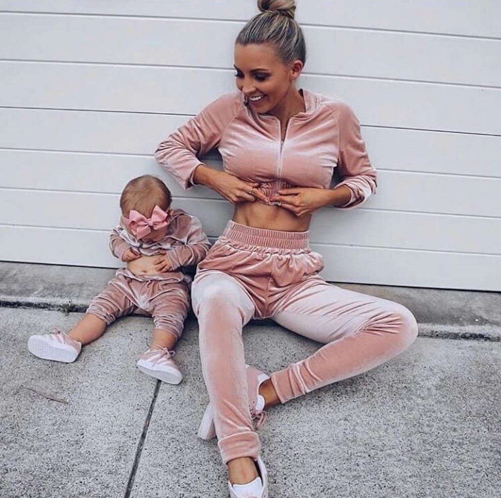 Базовый гардероб для молодой мамы