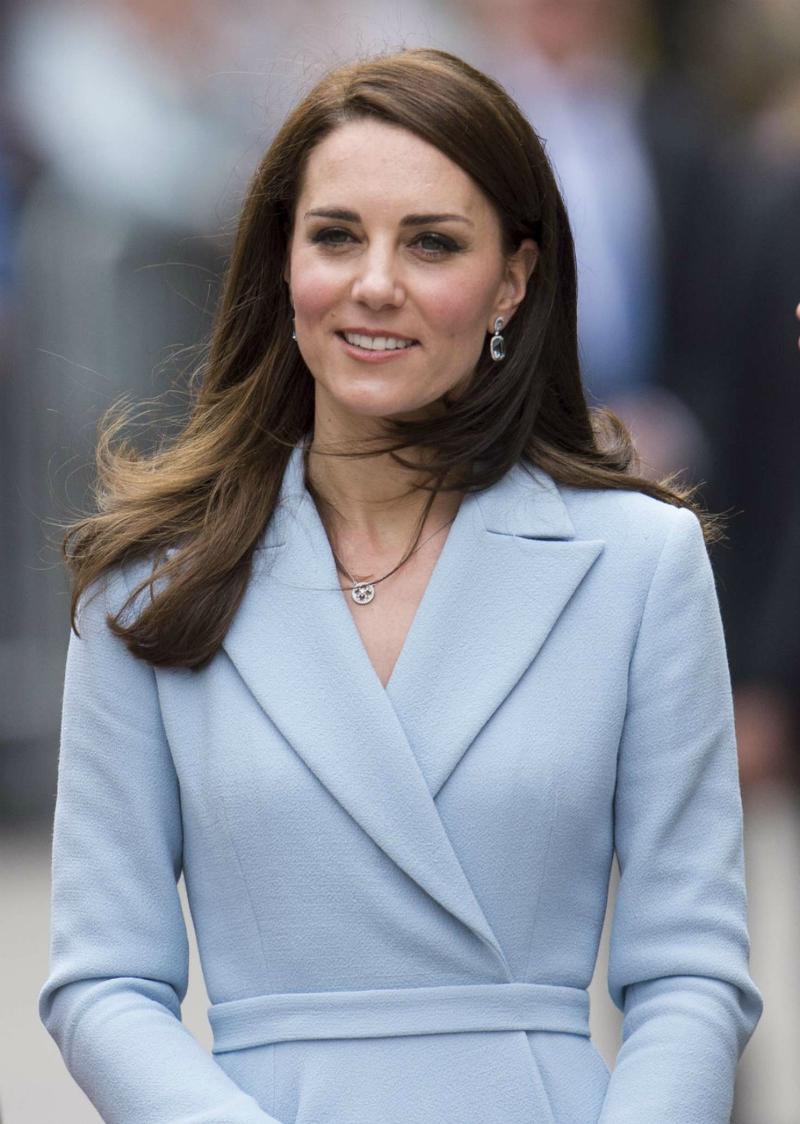 новые фото герцогини кембриджской завербовала его целью
