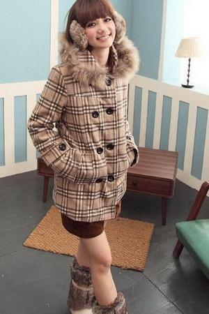 Пальто для невысоких девушек фасон