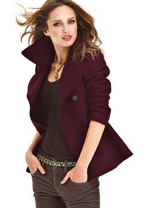 Модели пальто