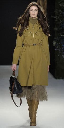 Моделі пальто — фото з чим носити