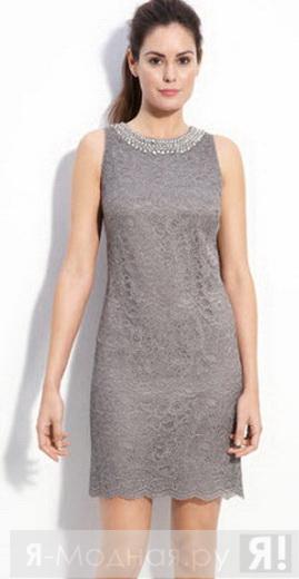 bf17a5d4297f0f9 Сшить элегантное длинное платье на каждый день - Модадром