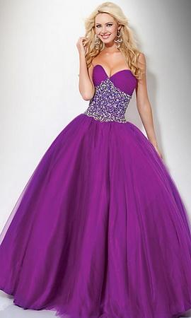 Шикарні сукні фото