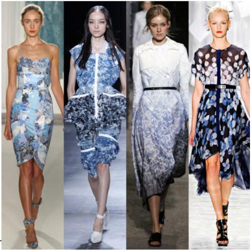 мода весна 2012