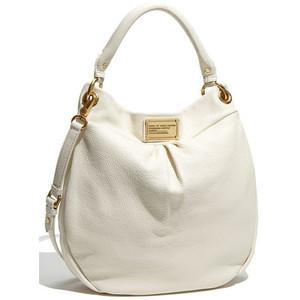 Белые сумки