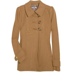 Короткое пальто
