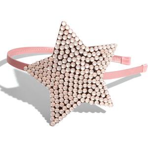 Как сделать ободок со звездой своими руками