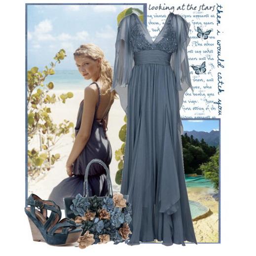 Модные платья 2011 лето