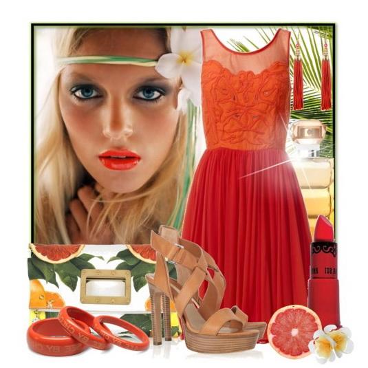 Самые модные цвета лета 2011 женский