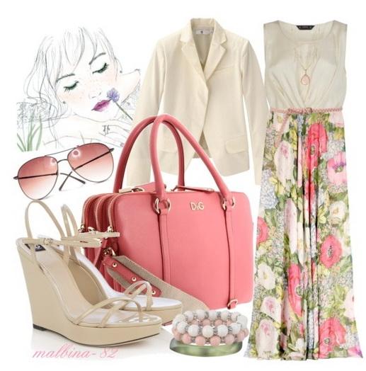 Модные цвета лета 2011