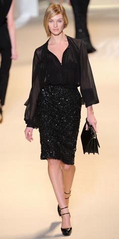 Модные юбки осень-зима 2011-2012
