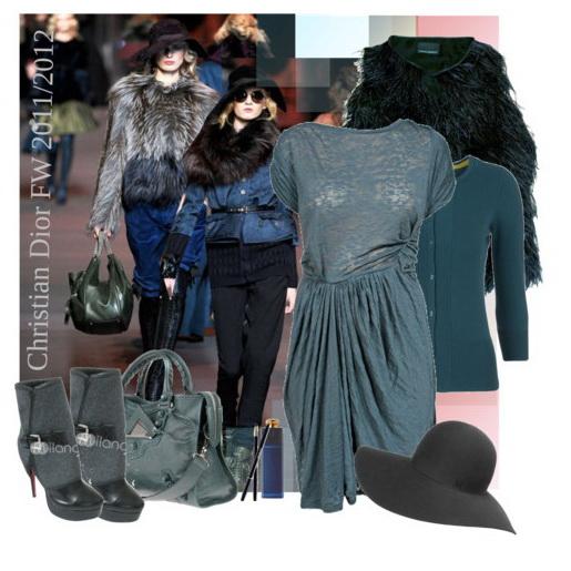 Модные коллекции сумок: осень-зима 2011-2012.