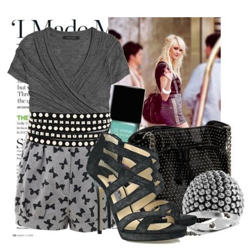 Клубный стиль одежды