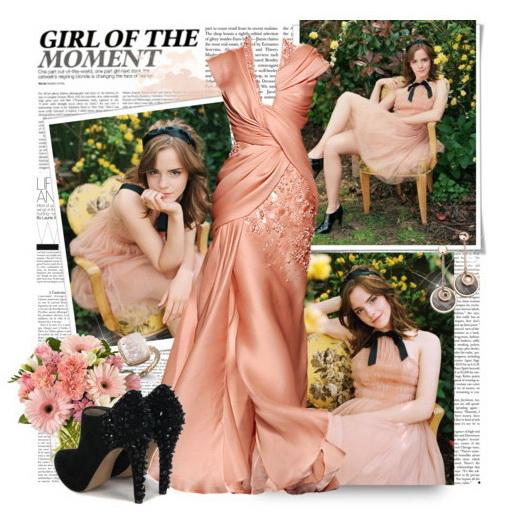 платья на выпускной 2012