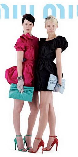 Модные сумки весна-лето 2012