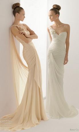 Свадебная мода 2012 - самые яркие свадебные тренды!