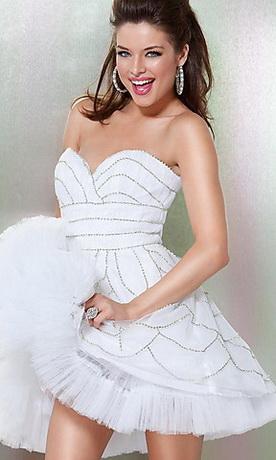 100 самых красивых свадебных платьев 2012