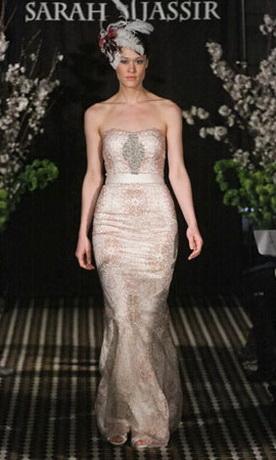 Весільні сукні 2012