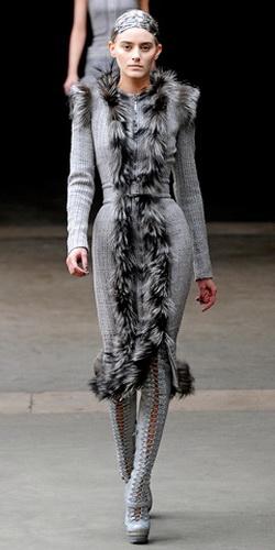 Вязаная мода осень-зима 2011-2012