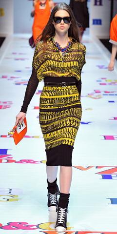 Платья осень-зима 2011-2012