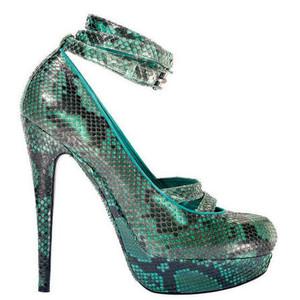 Обувь из кожи питона Купить женскую обувь из питона