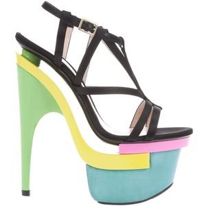 Обувь на платформе - 2011