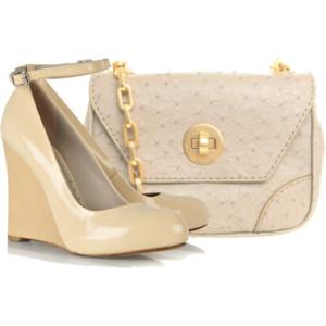 Весна-лето 2011: сумка+обувь