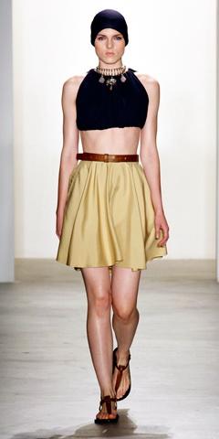Модна блузка топ майка сорочка 2011