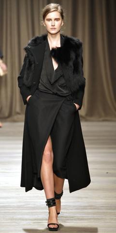 Пальто женское 2012