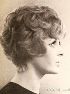 зачіски 60-х