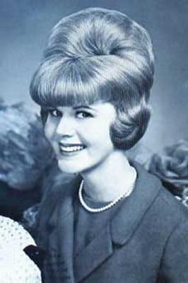 прически 60-х