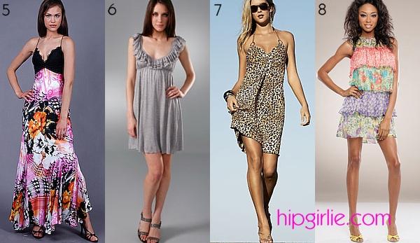 200 самых лучших моделей летних платьев