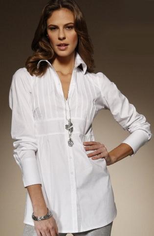 b16 Вибираємо білу блузку