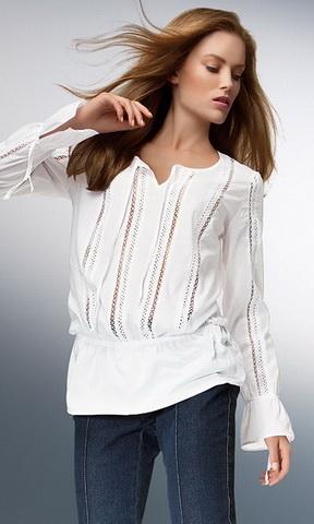 b29 Вибираємо білу блузку