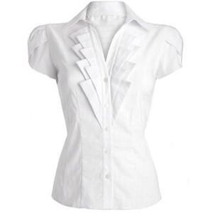 b46 Вибираємо білу блузку
