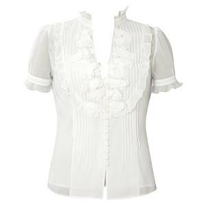 b47 Вибираємо білу блузку