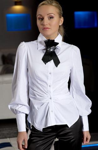 b8 Вибираємо білу блузку
