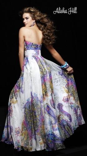 Фото длинных вечерних платьев