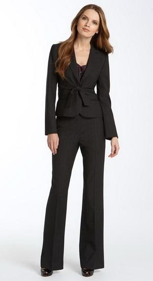 Женский костюм с длинной юбкой в спб