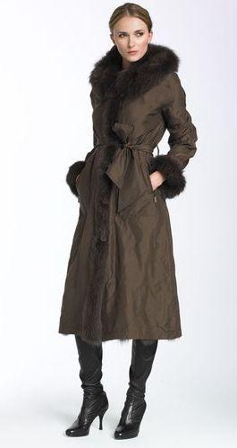 Длина женской куртки