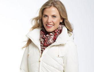 Купить женскую зимнюю куртку в украине