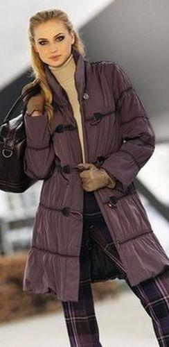 Выбираем цвет куртки