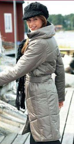 Зимняя куртка для вечеринки