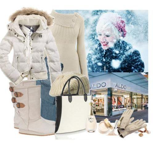 Зимняя куртка для спорта