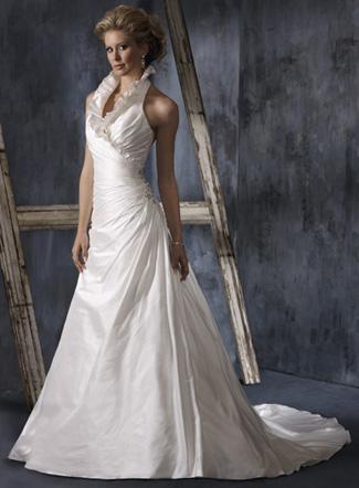 свадебное платье 2011