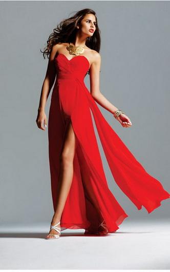 Выпускное платье 2011